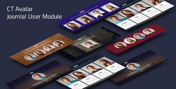CTAvatar - Joomla! User Module
