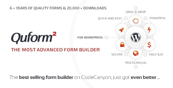 Wordpress Form Builder Plugin by Themecatcher