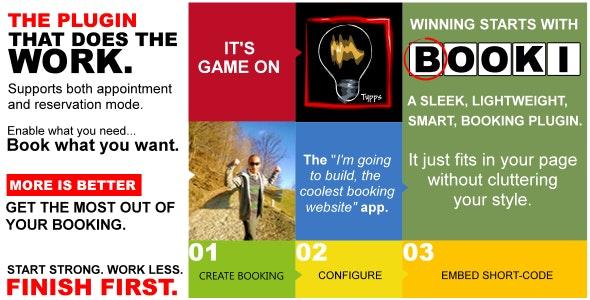 Booki - WordPress Booking Calendar plugin for reservations
