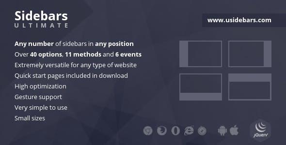 Sidebars Ultimate