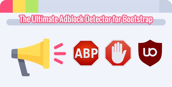 The Ultimate Adblock Detector for Bootstrap
