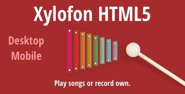 Xylofon - HTML5 - CodeCanyon Item for Sale