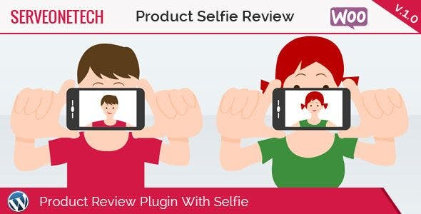 Woocommerce Product Selfie Review