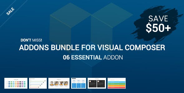 Essential Addons Bundle For Visual Composer