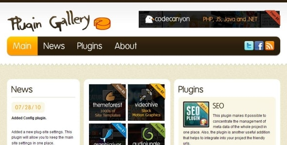 News Plugin - CodeCanyon Item for Sale