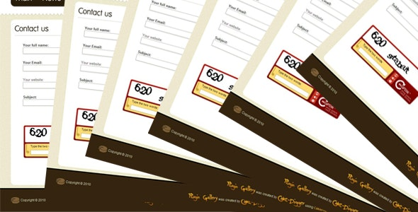 Contact form Plugin - CodeCanyon Item for Sale