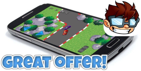 Mini Car Racing Android & iOS universal! Ads & IAP included