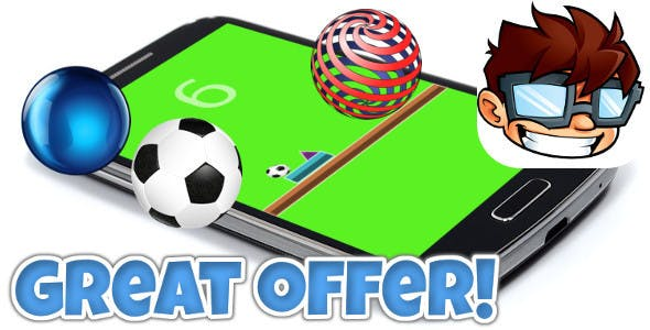 Bouncing Ball iOS & Android universal! Ads & IAP included!