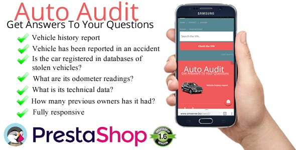 AUTO AUDIT V2 - CodeCanyon Item for Sale