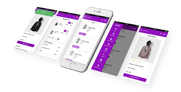 WooCommerce Progressive Web App Starter Kit