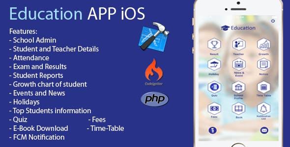 Education App iOS