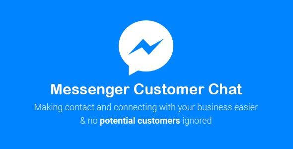 NinjaTeam Facebook Messenger for WordPress (Live Chat version)        Nulled