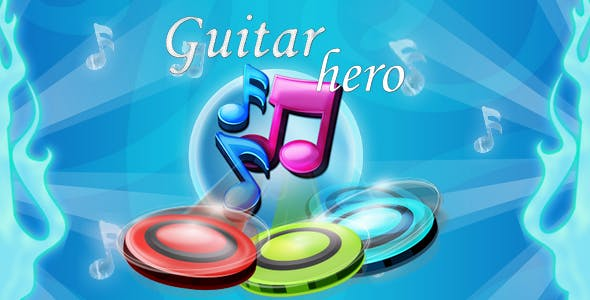 Guitar hero - be a rock star, Facebook instant  Audience Network