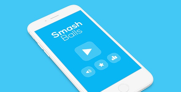 SMASH BALLS WITH ADMOB - ANDROID STUDIO & ECLIPSE FILE - CodeCanyon Item for Sale