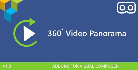 360 Panorama Video - Visual Composer Addon by UsefulPixels