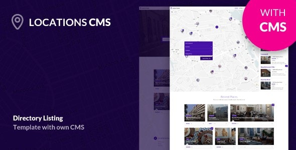 Find a Place - Cms Directory Php Script - CodeCanyon Item for Sale