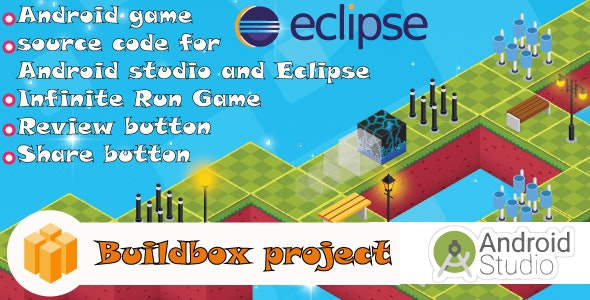 Cube: 3D Game-Android game-admob ads-Buildbox project - CodeCanyon Item for Sale