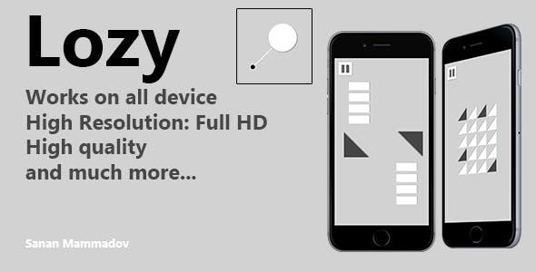Lozy - new intelligent game