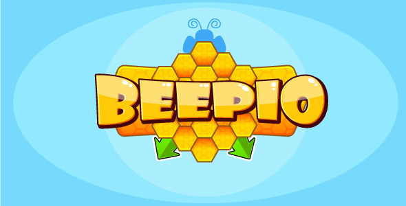 Beepio - HTML5 logic game | Construct 2/3 (.capx and .c3p)