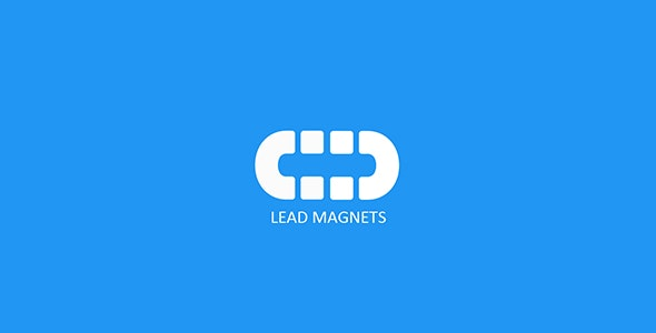 Lead Magnets pro - CodeCanyon Item for Sale