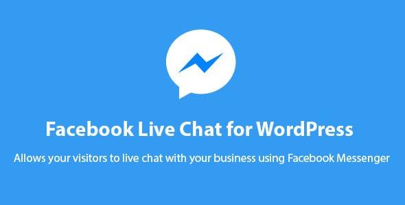 Facebook Messenger Live Chat for WordPress
