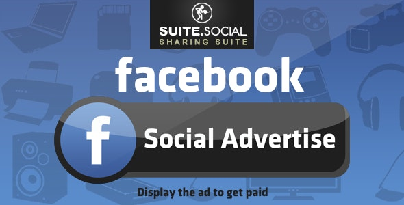 Social Sharer - Facebook Social Advert - CodeCanyon Item for Sale
