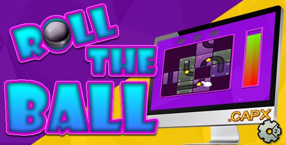 Roll The Ball (CAPX & HTML) - CodeCanyon Item for Sale