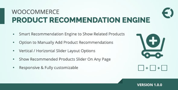 Woocommerce Related Products Plugin, Upsell / Cross Sell Recommendation - CodeCanyon Item for Sale