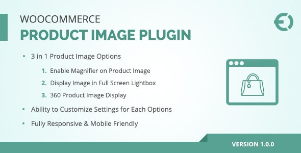 WooCommerce Product Image Zoom Plugin, Magnify on Hover & Click - CodeCanyon Item for Sale