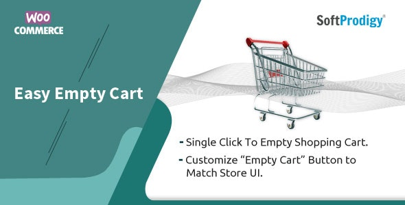 Easy Empty Cart in WooCommerce - CodeCanyon Item for Sale