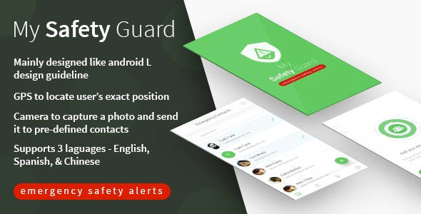 My Safety Guard - CodeCanyon Item for Sale