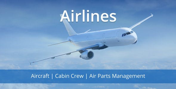 Airlines - Cabin Crew & Air Parts Management System