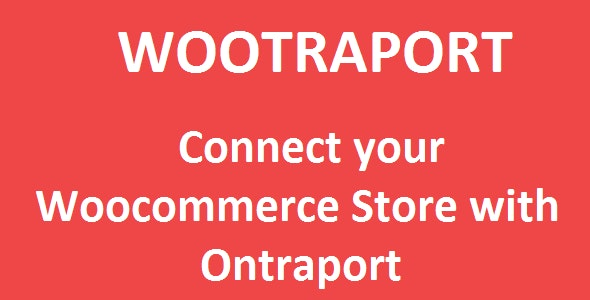 Woocommerce Ontraport Integration - CodeCanyon Item for Sale