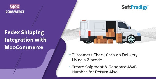 WooCommerce FedEx Shipping Plugin with Print Label - CodeCanyon Item for Sale