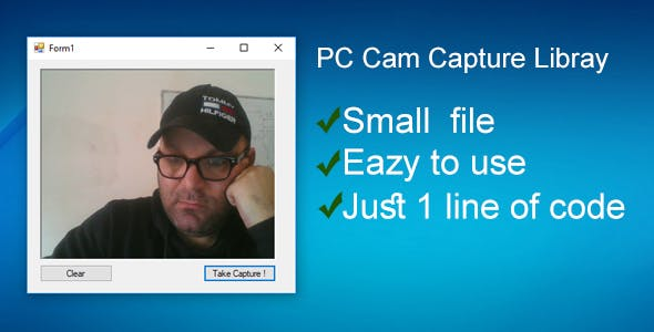 CAM Capture Library (DLL)