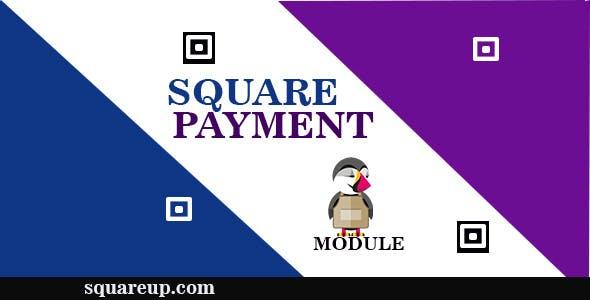 square payment prestashop module