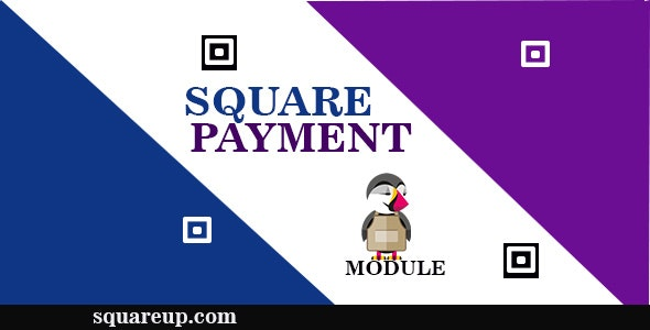 square payment prestashop module - CodeCanyon Item for Sale