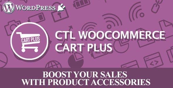 CTL Woocommerce Cart Plus