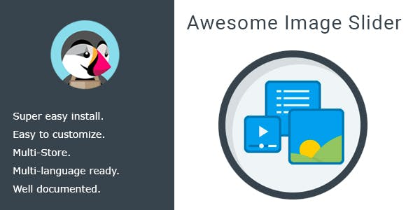 Awesome Banner & Image Slider