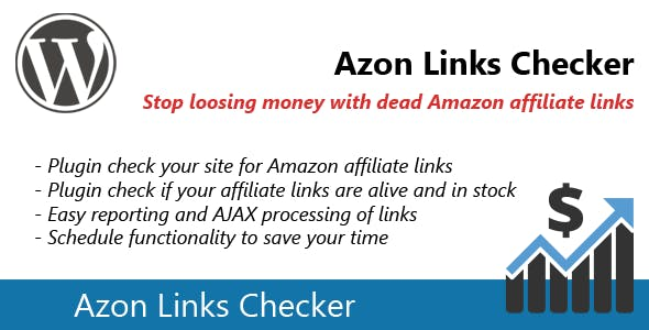 Azon Links Checker
