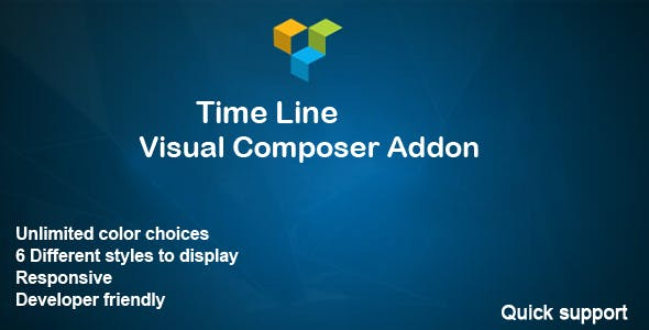 Visual Composer Timeline Add on