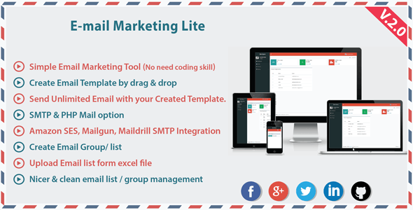 Email Marketing Lite