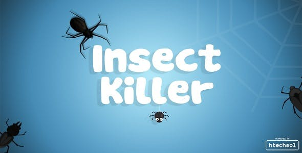 Insect Killer - HTML5 (CAPX)