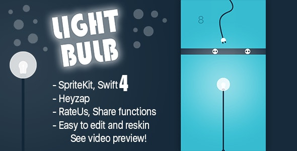 Light Bulb - CodeCanyon Item for Sale