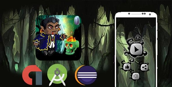 Black Zombie Nero (Admob + Android Studio + Eclipse ) - CodeCanyon Item for Sale