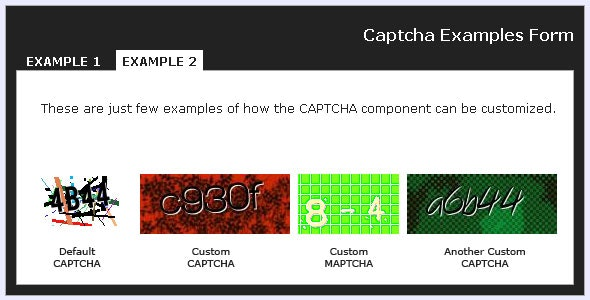 CAPTCHA & MAPTCHA Forms Protection - CodeCanyon Item for Sale