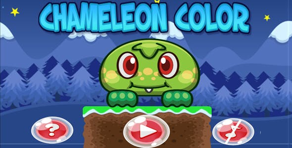 CHAMELEON COLOR (HTML5+CAPX+touch)