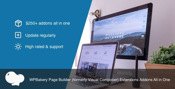 All In One Addons for WPBakery Page Builder (formerly Visual Composer)        Nulled