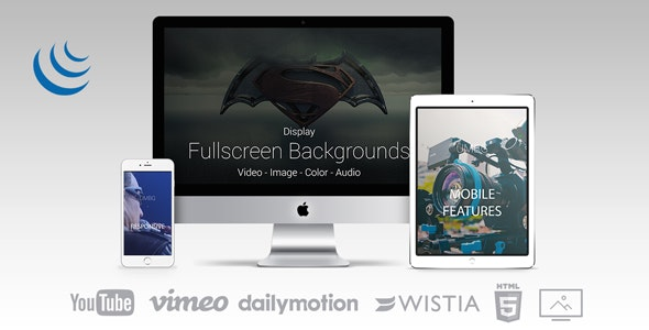 Ultimate Media Background for jQuery by theefarmer | CodeCanyon