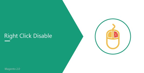 Rightclick Disabled - Magento2